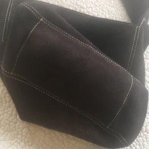 Old Navy Bags - Old Navy 100% leather bag / purse great condition